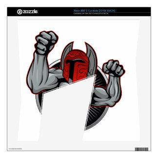 Spartan Trojan Mascot Xbox 360 S Skins