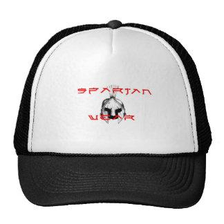Spartan Ware Logo Mesh Hat