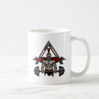 Spartan Warrior Coffee Mug
