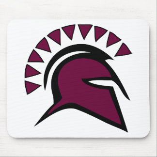 Spartan Warrior Mouse Pad