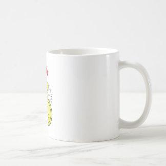 SPARTAN WARRIOR ROBOT COFFEE MUG