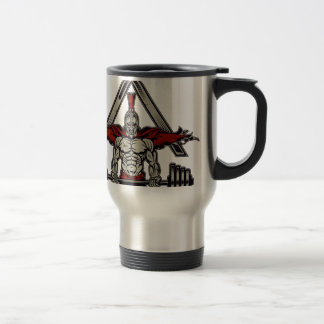 Spartan Warrior Travel Mug