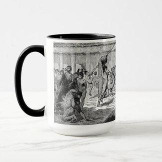 """Spartan Warriors""  Mug"