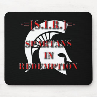 Spartans In Redemption Mousepad