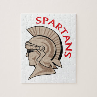 SPARTANS JIGSAW PUZZLES