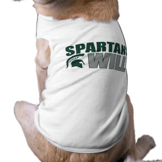 Spartans Will T-Shirt