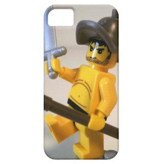 """""""Spartcacus"""" el personalizado Minifigure del iPhone 5 Carcasa"""