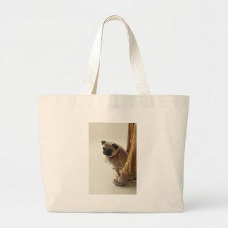 Sparticus in drag jumbo tote bag