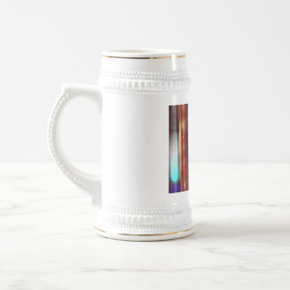 """""""Spasmic Anomaly"""" Beer Stein"""