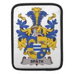 Spath Family Crest iPad Sleeve