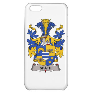 Spath Family Crest iPhone 5C Cases