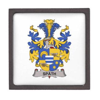 Spath Family Crest Premium Keepsake Boxes