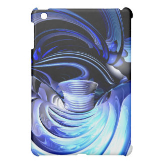 Spatial Distortion Abstract iPad Mini Cover