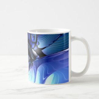 Spatial Distortion Abstract Mug