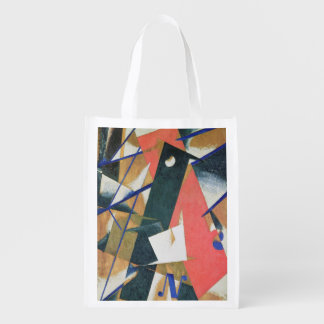 Spatial Force Construction, 1921 Grocery Bag