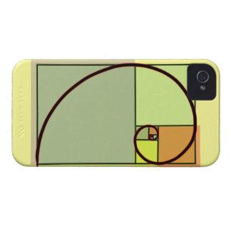 Spatial iPhone 4 Case-Mate Case
