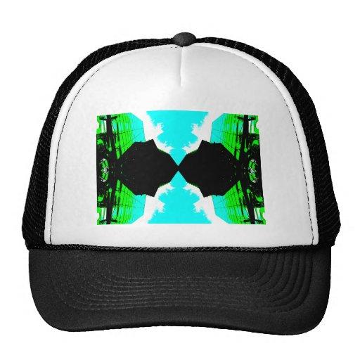 Spatial Relationships - CricketDiane Arting Trucker Hat