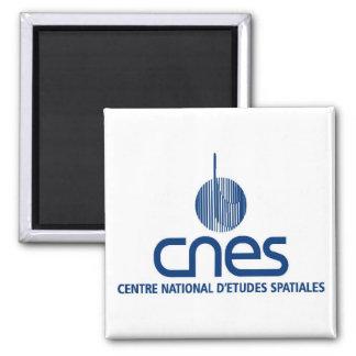 Spatiales nacionales de los d'études del centro imán cuadrado
