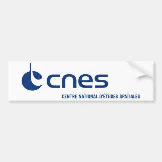 Spatiales nacionales de los d'études del centro pegatina para auto