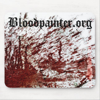 spatter pad mouse pad
