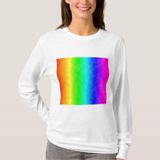 Spatter rainbow T-Shirt