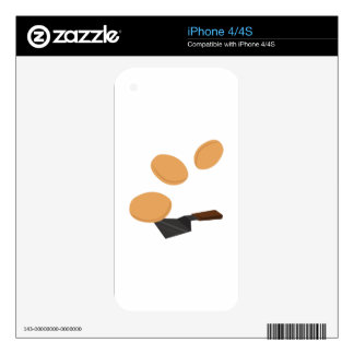 Spatula_Base Skins For The iPhone 4S