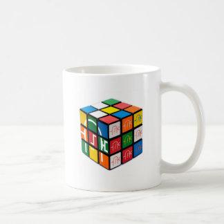 Spatula City Cube 2-sided Mug