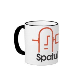 Spatula City Ringer Mug