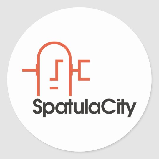 Spatula City Sticker