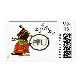 SPATZ MARCHING BAND  POSTAGE