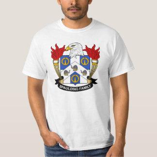 Spaulding Family Crest T-shirts