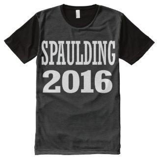 Spaulding - Ken Spaulding 2016 All-Over Print T-shirt