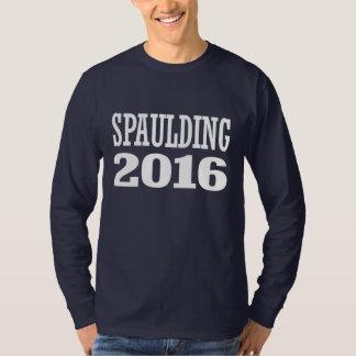 Spaulding - Ken Spaulding 2016 Tee Shirts