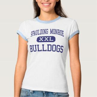 Spaulding Monroe Bulldogs Middle Bladenboro Shirts
