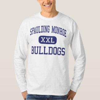 Spaulding Monroe Bulldogs Middle Bladenboro T-shirt