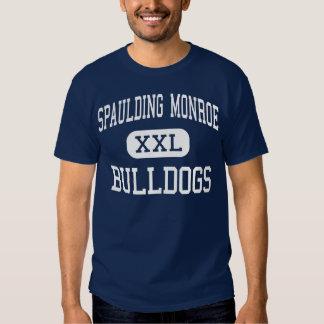Spaulding Monroe Bulldogs Middle Bladenboro Tee Shirts