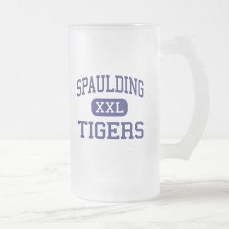 Spaulding - Tigers - Junior - Lamar South Carolina Frosted Glass Beer Mug