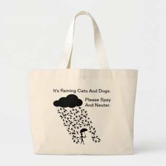 """Spay and Neuter"" Shopping Bag"