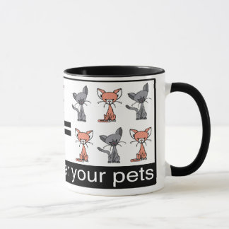 Spay and Neuter Your Pets Coffee Mug