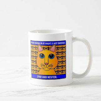 Spay Neuter1C Coffee Mugs