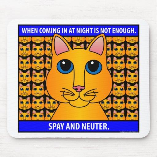 Spay Neuter1C Mousepad