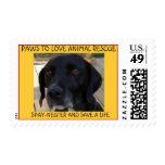 Spay-Neuter and Save a Life Stamps