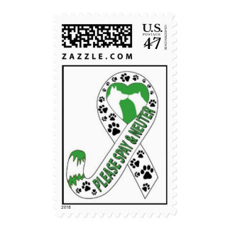 Spay &Neuter stamps