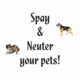 Spay & Neuter your pets (pics) Cutout