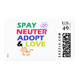 SPAY POSTAGE