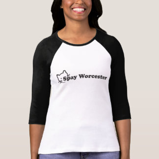 Spay Worcester Raglan T-Shirt