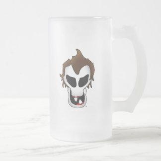 SPAZ SKULL-1 COFFEE MUG