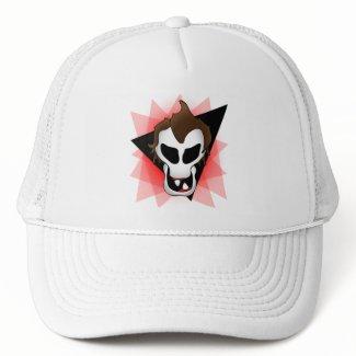 SPAZ SKULL-3 hat