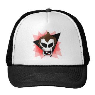 SPAZ SKULL-3 HATS