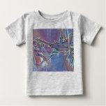 """Spazecraft One """"Drip Theories"""" t-shirts"""
